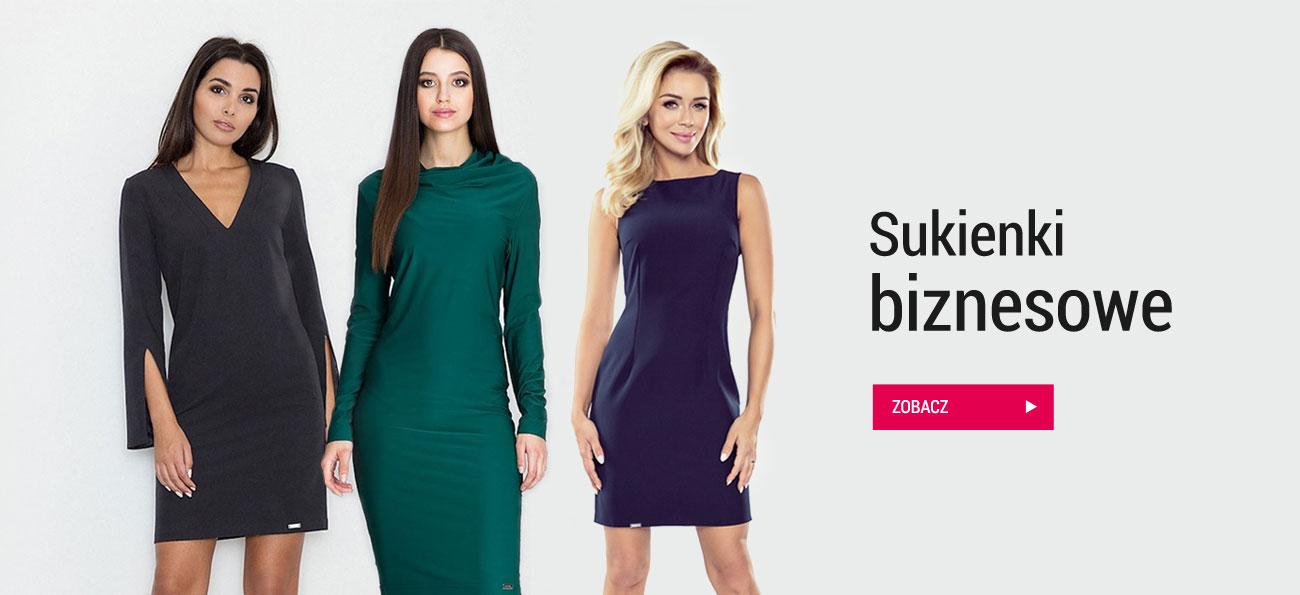 Sukienki biznesowe sklep internetowy