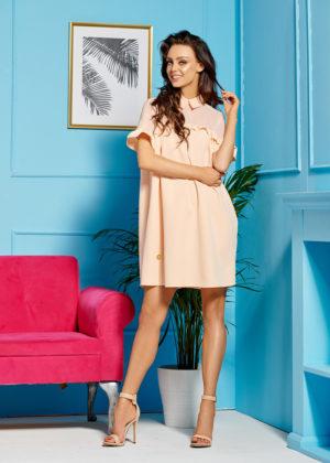 Sukienka oversize do biura