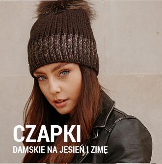Czapki damskie zimowe na 13sukienek.pl